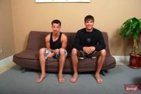 Darren And Seth from Broke Straight Boys