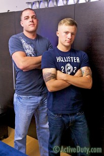 Dustin And Thomas from Active Duty