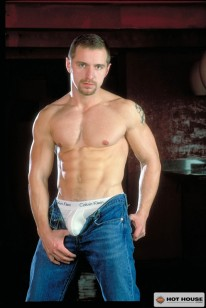 Hot House Hunk from Hot House
