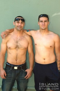 Dan And Kyle from Island Studs