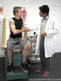 Coach Ty Doctor Series from College Boy Physicals