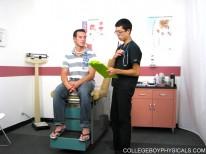 Nurse Erik And Eli from College Boy Physicals