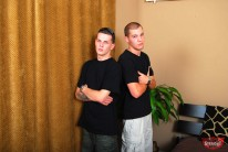 Chad And Anthony from Broke Straight Boys