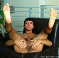 Chad Carlisle Busts Nut from College Dudes
