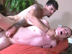Darren And Anthony from Broke Straight Boys