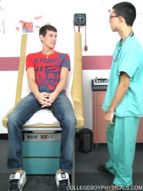 Eric And Mikey from College Boy Physicals