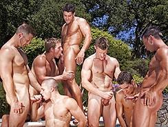 Blown Away Orgy from Cody Cummings