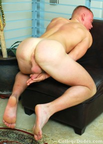 Chip Maveric Busts Nut from College Dudes