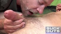 Thunder Mountain Facial from Suck Off Guys