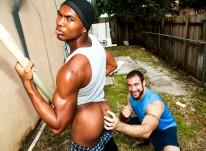 Hercules Vs Ghettotaur from Thug Hunter