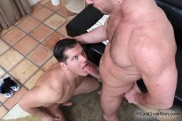 Steve And Parker from Cocksure Men