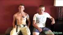 Brock And Ron from Active Duty
