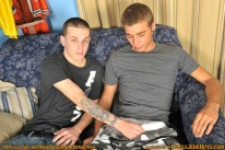 Alexander And Anthony from Circle Jerk Boys