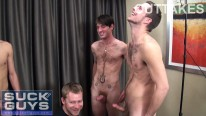Group Suckoff Outtakes from Suck Off Guys
