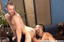 Aybars And Trent Locke from Raging Stallion