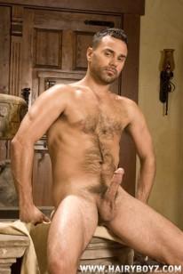Conner Habib from Hairy Boyz