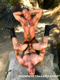 Roman And Jake from Raging Stallion