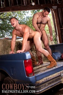 Cowboys Part 1 from Raging Stallion