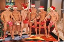 Christmas Orgy from Next Door Buddies