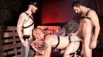 Brandon Jeremy Mason from Raw Fuck Club