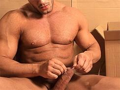 Veiny Uncut Dick from Butch Dixon