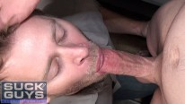 Servicing Chad Hanson from Suck Off Guys