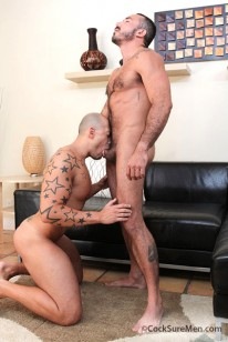 Alessio And Jordano from Cocksure Men