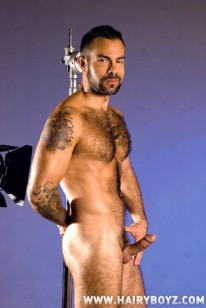 Steve Cruz from Hairy Boyz