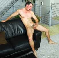 Eric Rollins Busts Nut from College Dudes