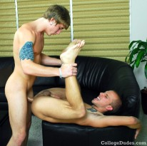 Tom Fucks Rob from College Dudes