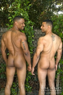 Brothers Cumming Together from Island Studs