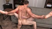 Curtis Liev Bareback from Sean Cody