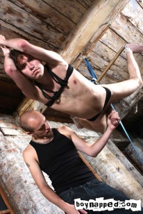 Suspended Punishment from Boynapped
