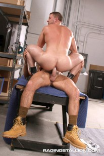 Shay And Damien from Raging Stallion