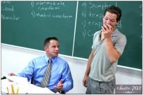 Professor Daniels And Lee from Men Hard At Work