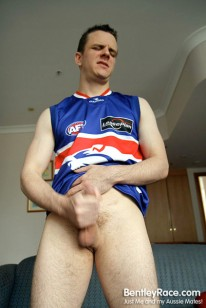 Aussie Boy Brent from Bentleyrace
