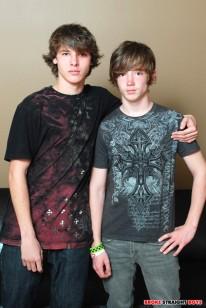 Kodi And Mitch from Broke Straight Boys