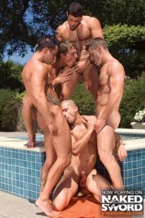 Guys Next Door from Naked Sword