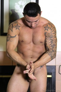 Tony Douglas Busts Nut from The Guy Site