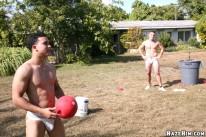 Slosh Balls from Haze Him