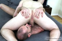 Cole Streets Colby Keller from Cocksure Men