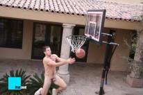 Fratpad Naked Basketball from Fratpad