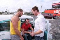 3 Guys And Chevy from Out In Public