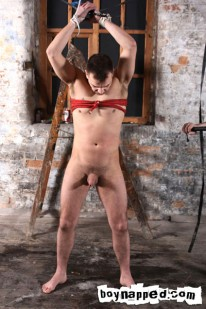 Getting Flogged Sucking from Boynapped