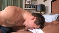 Brandon Liev Bareback from Sean Cody