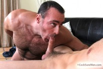 Brad Kalvo Parker London from Cocksure Men