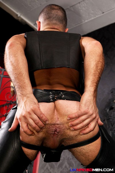 Gay Leathermen - a site about men and leather sex