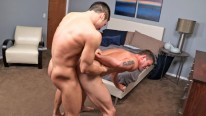 Allen Pierce Bareback from Sean Cody