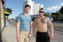 Muscle Guy Banged from Out In Public