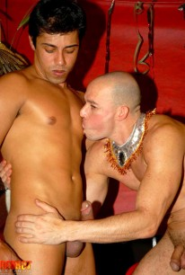 Michael And Juan from Red Hot Latinos